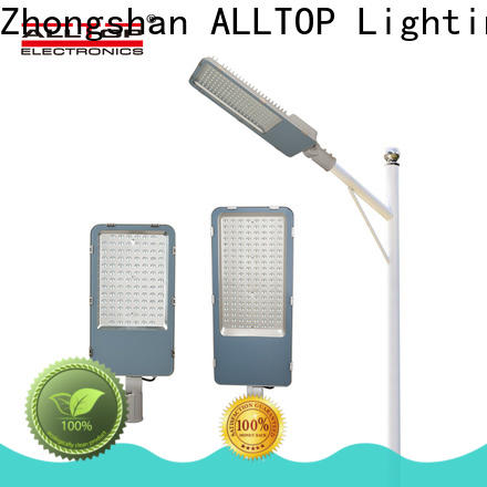 ALLTOP automatic solar street light pricelist suppliers for facility