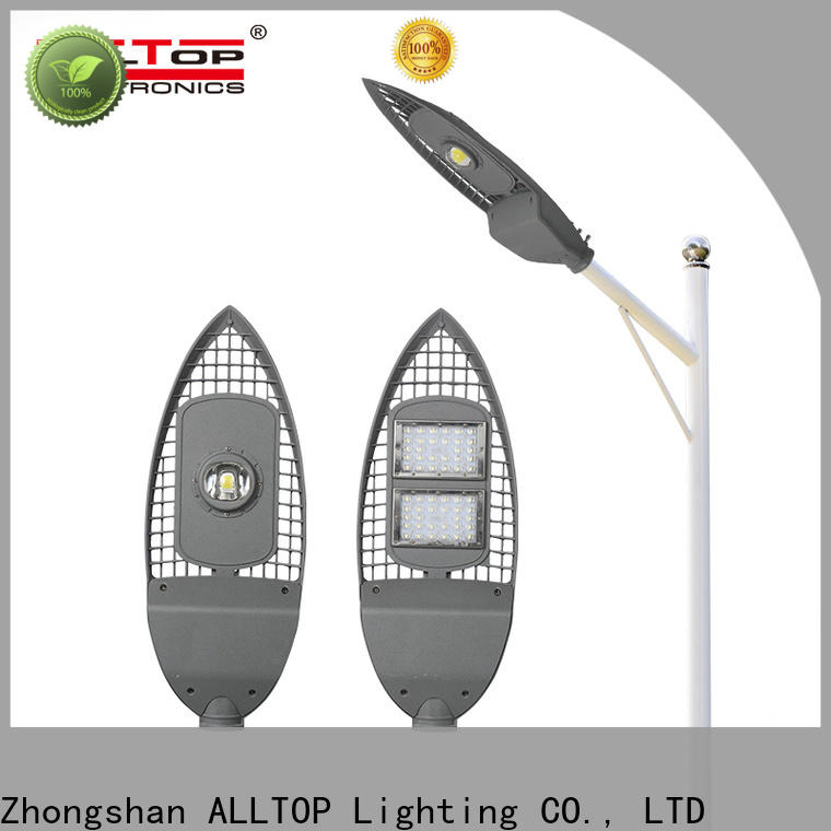 ALLTOP high-quality led street light heads company for lamp