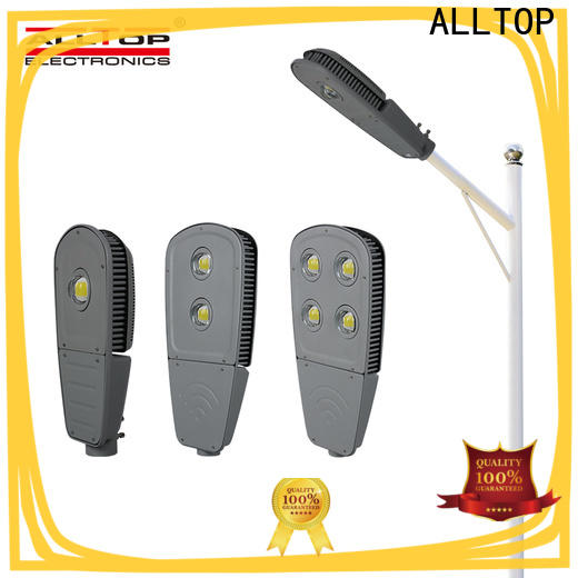ALLTOP luminary customized 60w integrated solar street light suppliers for park