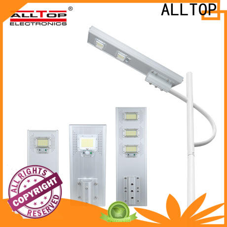 adjustable automatic solar street light factory with good price for road