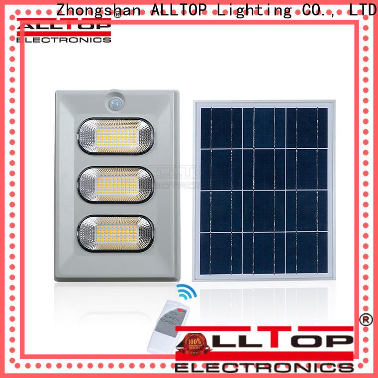 ALLTOP portable solar floodlight suppliers for spotlight