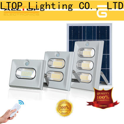 ALLTOP folding solar flood lamp company for spotlight