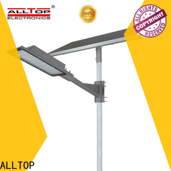 ALLTOP top selling solar road lamp directly sale for playground