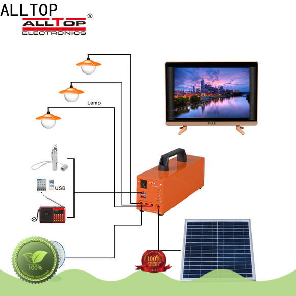 abs solar powered lights oem factory direct supply for battery backup