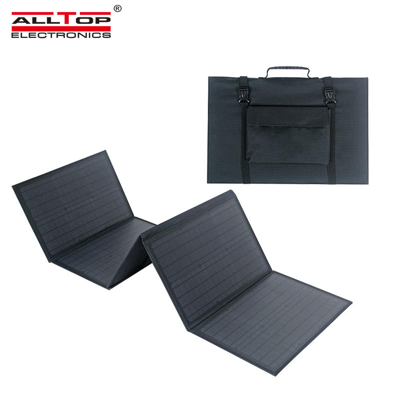 ALLTOP off-grid solar lighting system manufacturer for camping