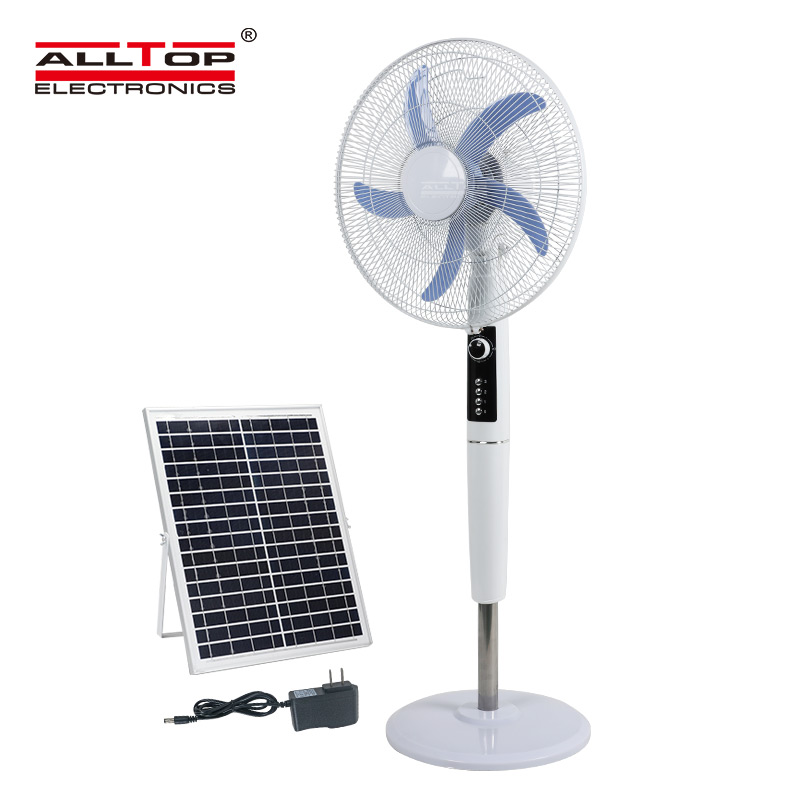 product-solar power fan-ALLTOP -img