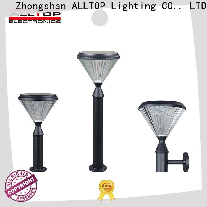 ALLTOP custom watt best solar garden lights factory for landscape