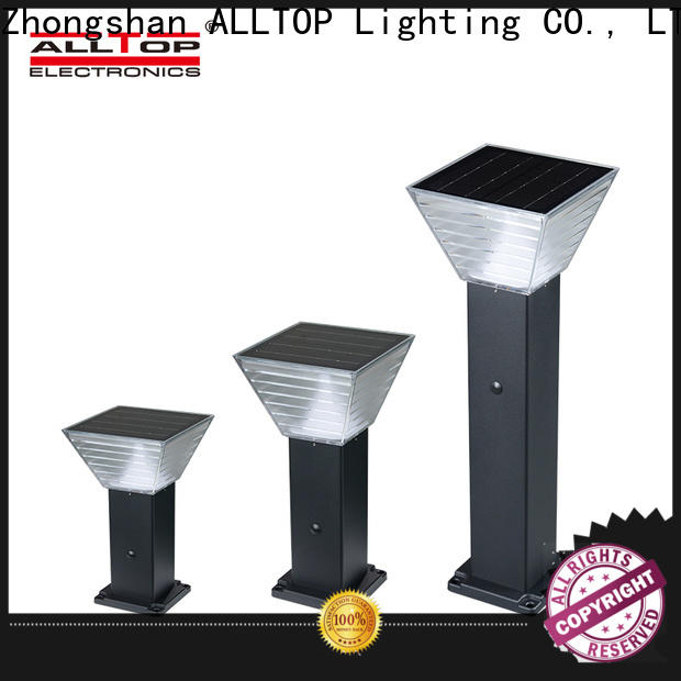 ALLTOP waterproof best solar garden lights manufacturers for decoration