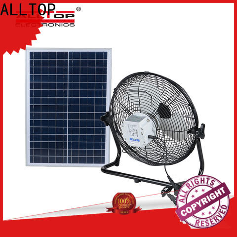 portable solar lighting system with good price for outdoor lighting