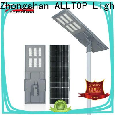 ALLTOP solar street manufacturer for road