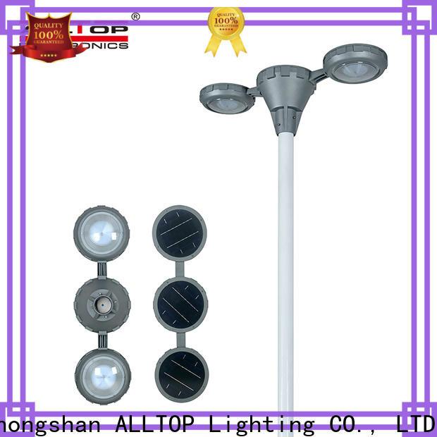 ALLTOP high quality solar led garden light company for decoration