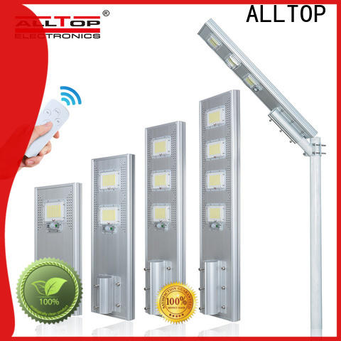 integrated all in one street light directly sale for highway