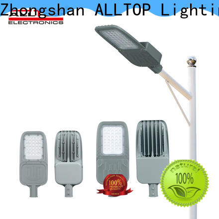 ALLTOP commercial 100w led street light factory for facility