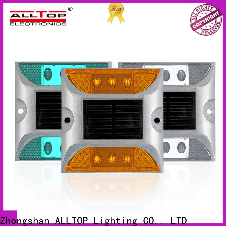ALLTOP solar traffic light suppliers series for security