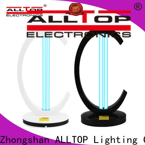 ALLTOP germicidal lamps factory for air disinfection