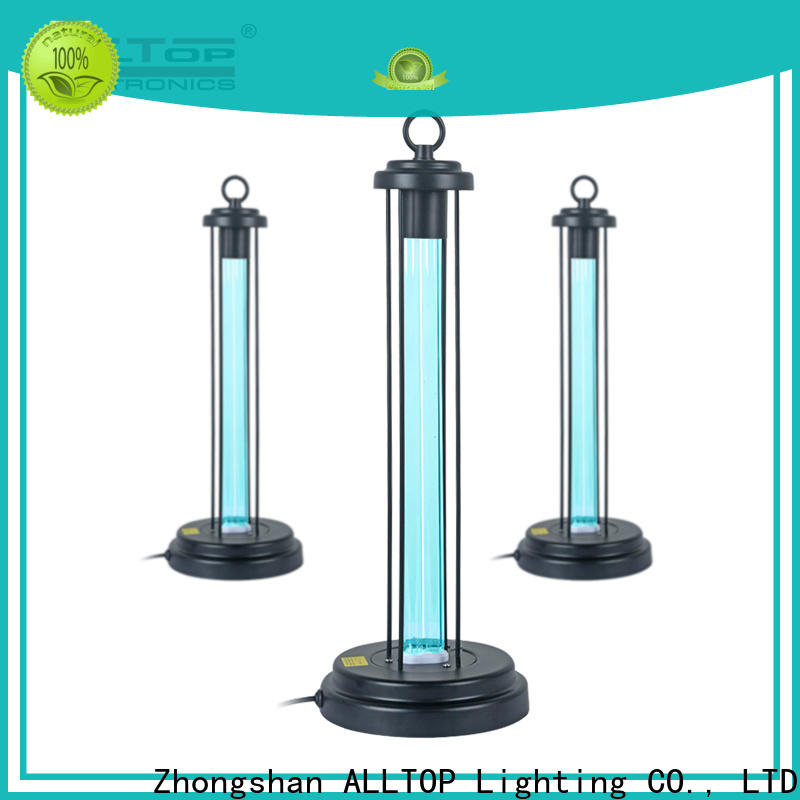ALLTOP popular sterilization light company for water sterilization