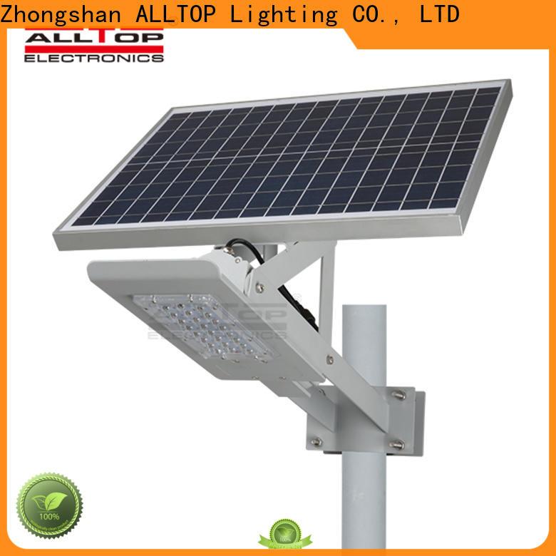 ALLTOP solar road lights supplier for lamp
