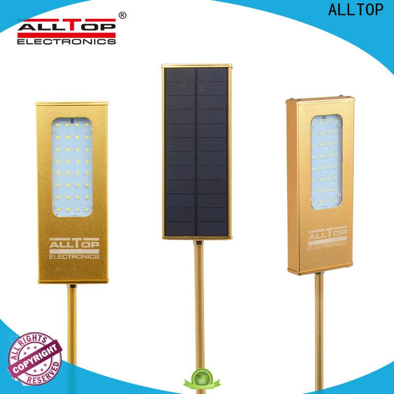 ALLTOP solar led wall pack manufacturer highway lighting