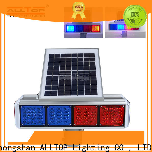 low price solar traffic signal supplier for hospital