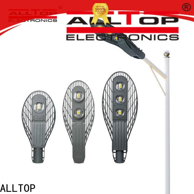 aluminum alloy 50w led street light company for facility