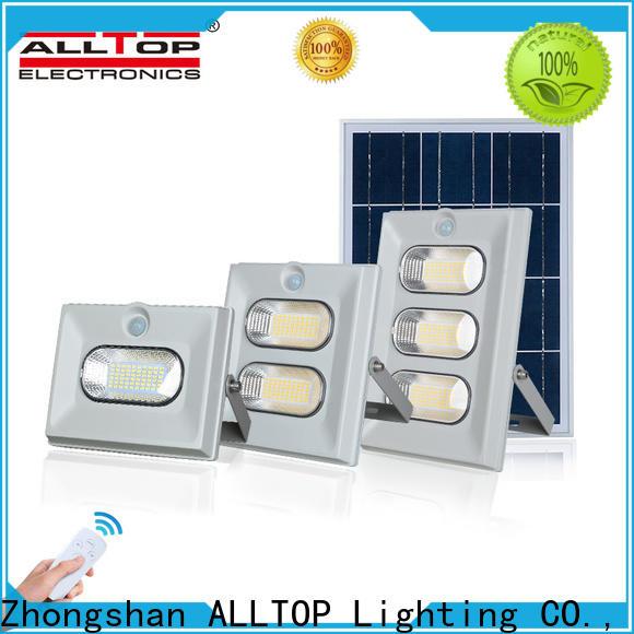 ALLTOP best solar flood lights factory for spotlight