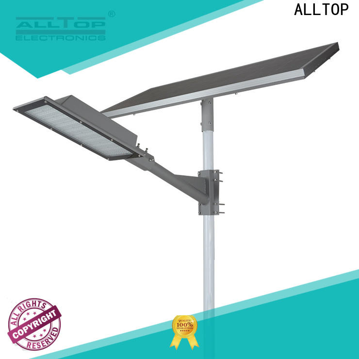 ALLTOP solar road lamp factory for lamp
