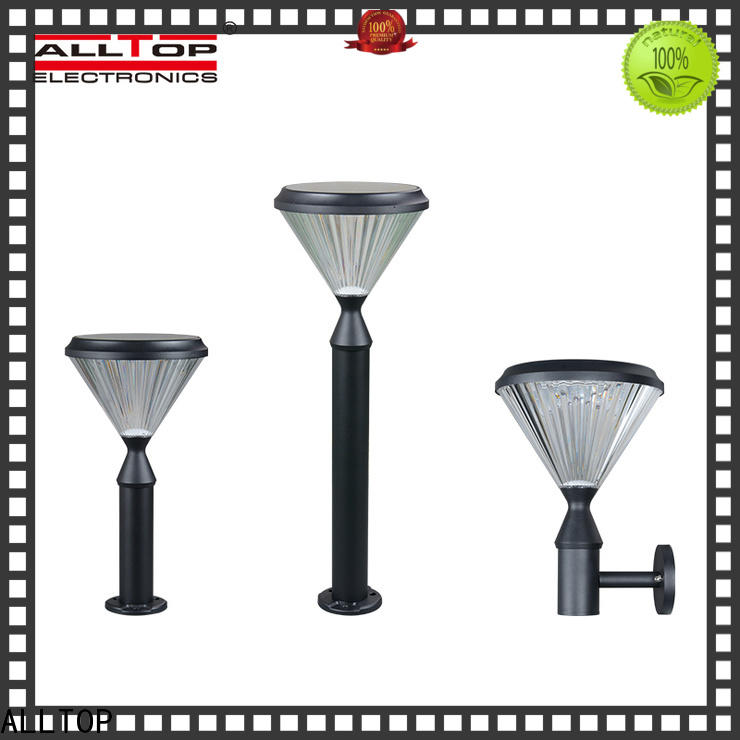 ALLTOP waterproof solar led garden light factory for business for decoration