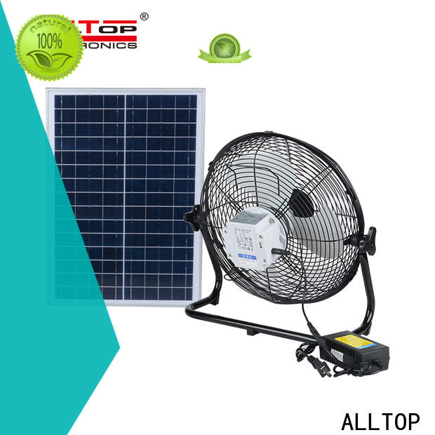 ALLTOP multi-functional solar panel system with good price for camping