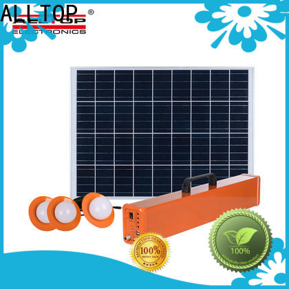 ALLTOP solar powered stadium lights directly sale for home