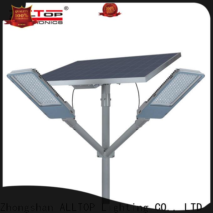 ALLTOP solar led street light directly sale for landscape