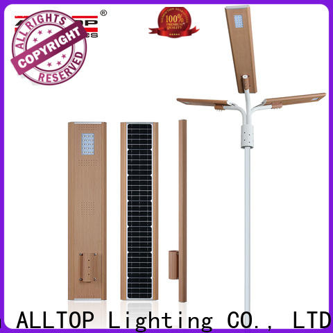integrated 60w all in one solar street light wholesale for highway