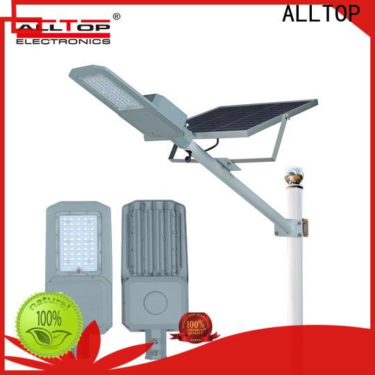 ALLTOP solar light for road supplier for landscape