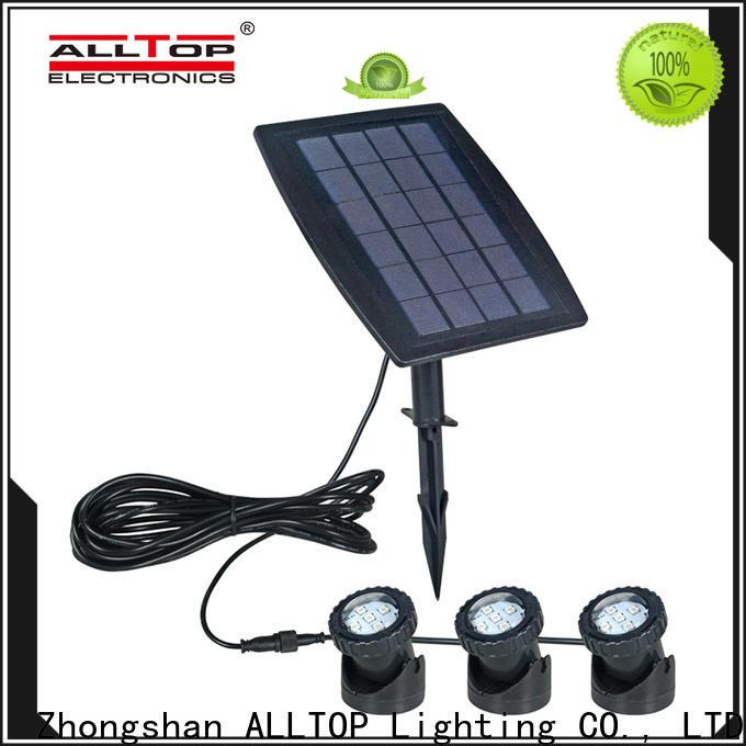 classical customized solar garden light supply for decoration