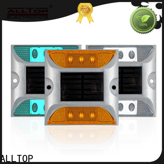 ALLTOP solar powered traffic lights price factory for police