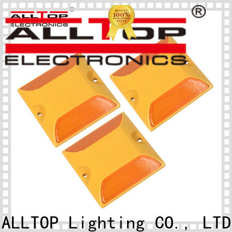 ALLTOP solar traffic light suppliers wholesale for security
