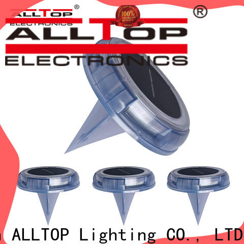 ALLTOP wholesale smart solar led garden light company for decoration