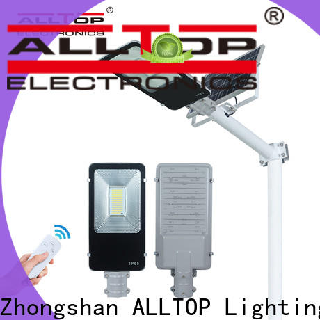 ALLTOP top selling 30w solar street light directly sale for garden