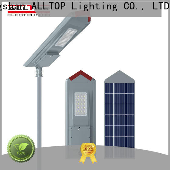 integrated all in one solar street light factory factory direct supply for highway