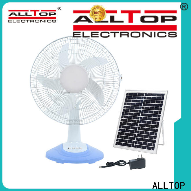 ALLTOP solar powered lights oem factory direct supply for home