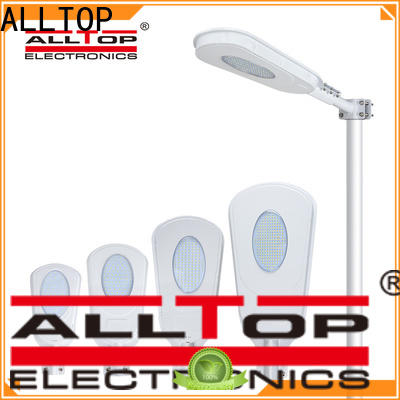 ALLTOP adjustable angle 60w all in one solar street light factory direct supply for highway