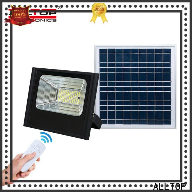 ALLTOP folding solar flood lights for business for spotlight