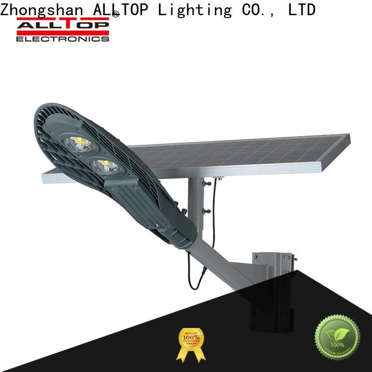 waterproof solar street lamp factory for landscape