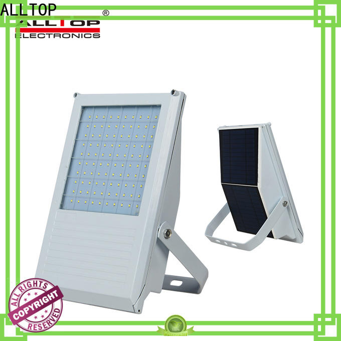 ALLTOP solar led flood lights supply for spotlight
