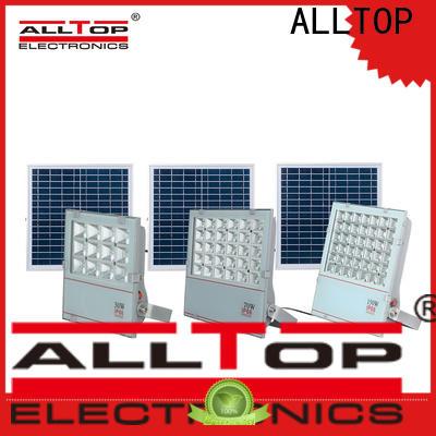 ALLTOP energy-saving best solar flood lights company for spotlight