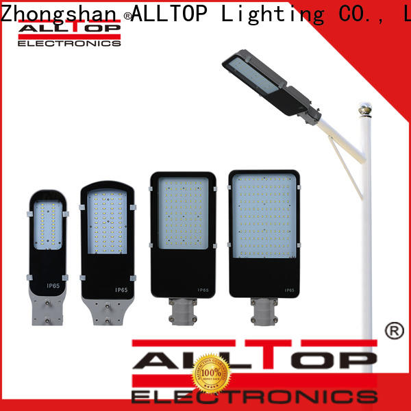 commercial 25w led street light supply for high road
