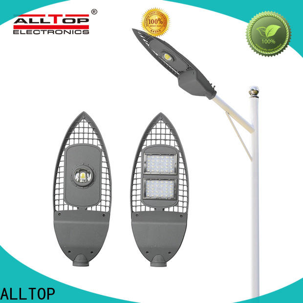 ALLTOP automatic solar street light pricelist factory for park