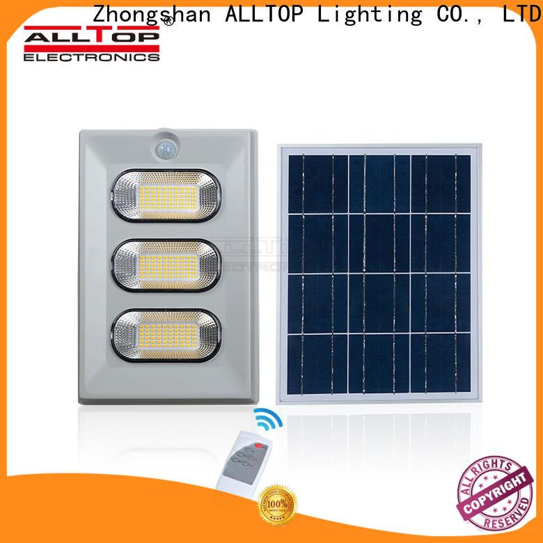 ALLTOP solar floodlight supply for spotlight