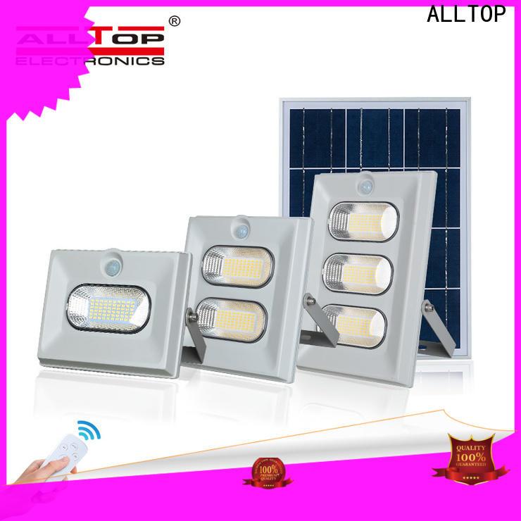 high quality solar flood lamp factory for stadium