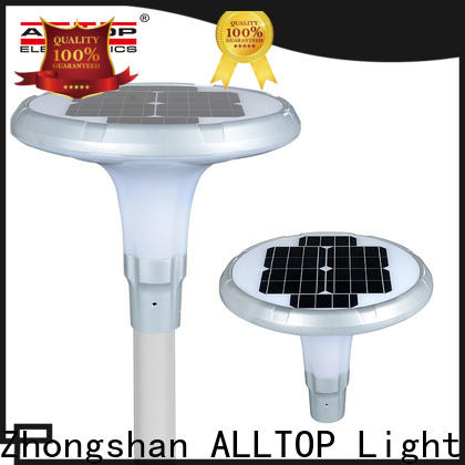 ALLTOP 9w solar street light wholesale for lamp