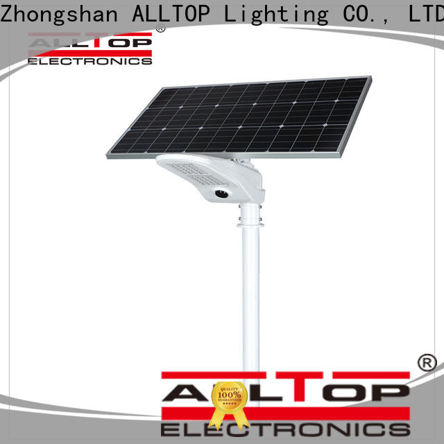 ALLTOP solar led street light wholesale for garden